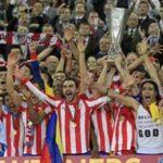 Атлетико Мадрид - победитель Лиги Европы сезона 2011-2012